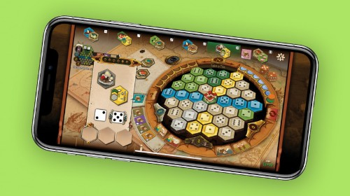 Best iPad Games: Castles of Burgundy Review