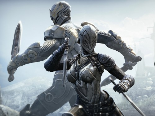 Game-Centered: Featuring a New Infinity Blade Movie, a New Call of Duty Breakthrough Game and More!
