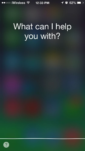 Tip of the Day: Siri Will Get You There Faster