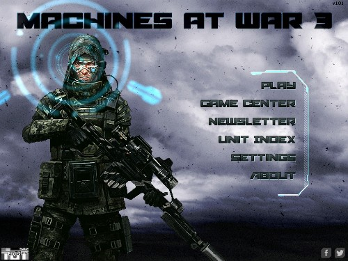 Machines at War 3 - New version brings More Intense Battlefield Strategy to iOS!