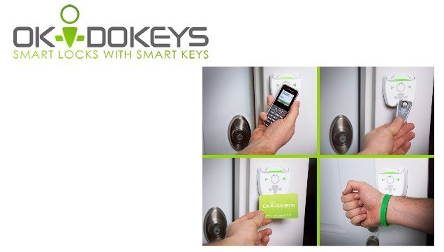 This Smart Lock Lets You Unlock Your Door with Your iPhone