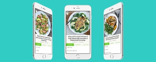 5 Best Healthy Recipe Apps: Food that Tastes Good & Feels Great