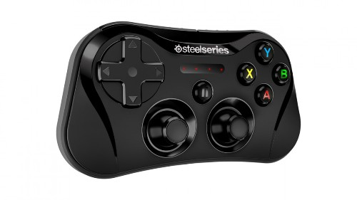 CES 2014: Game On! Introducing the Stratus iOS Game Controller