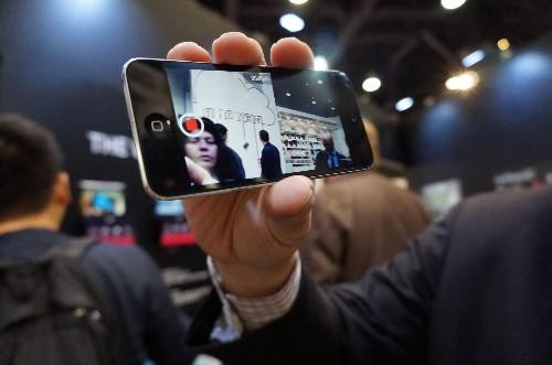 CES 2014: 3D-Enabling Screen Protector....WHAAAT?!