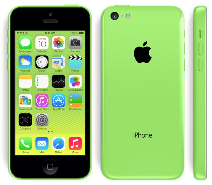 Walmart Now Offering iPhone 5c for $27 and iPhone 5s for $127