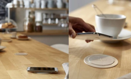 Charge Your iPhone With...Your Furniture?
