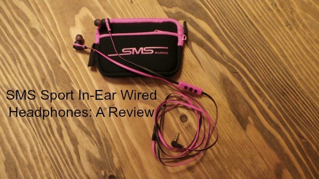 SMS Sport Headphones Review