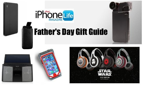 Don't Forget Dad! The Best iDevice Accessories for Father's Day
