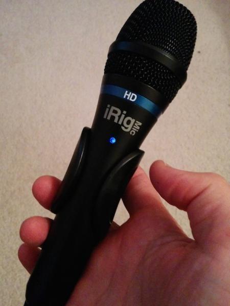 iRig Mic HD Review