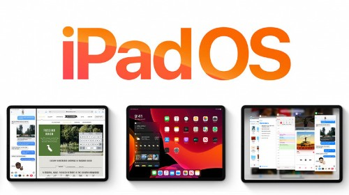 Apple Splits iPad from iOS, Launches iPadOS at WWDC