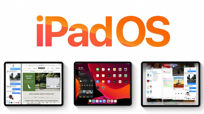 iPadOS - cover