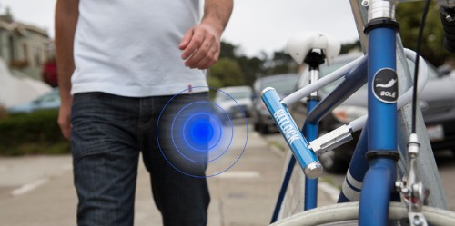 BitLock: Use Your Phone to Unlock Your Bike