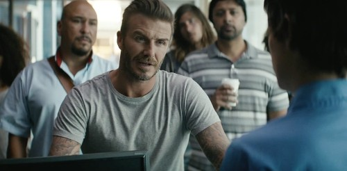 Buy It Like Beckham: Sprint Goes All In with Unlimited Data Plans