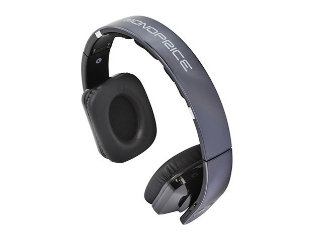 Introducing the New, 3D Surround Sound On-Ear Headphones from Monoprice