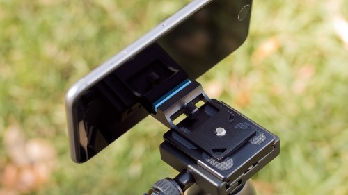 The best Compact Tripod Mount and Stand for the iPhone