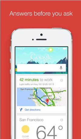 Version 4.0 of Free Google Search App Adds Conversations, Compares Favorably with Siri