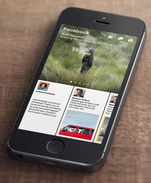 "Facebook Announces ""Paper,"" an All-New App for Facebook"
