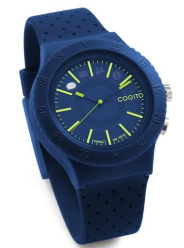 The Cogito Pop Watch may be smart enough to earn a spot on your wrist