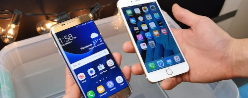 Showdown: iPhone 6s vs Samsung Galaxy S7; Plus iPhone 7 Rumors