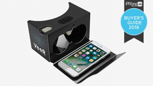 Best Immersive Virtual Reality (VR) Headsets for Your iPhone