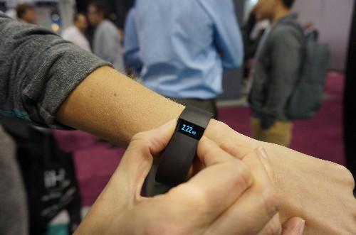 CES 2014: Fitbit Force
