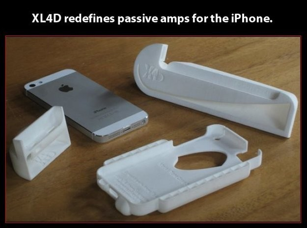 Rockin' Out with XL4D: Acoustical Awesomeness for Your iPhone 5 & 5s