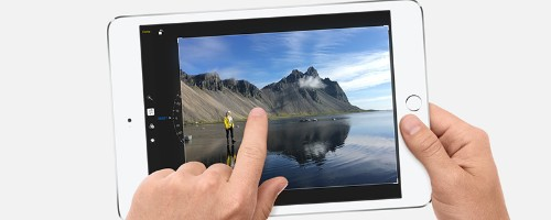 Review: Hands On with the iPad Mini 4