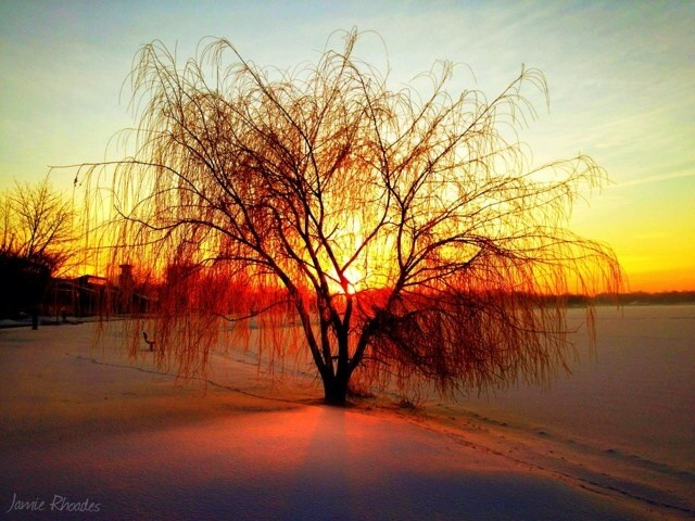 iPhoneography Workflow: 'Winter Sunrise'