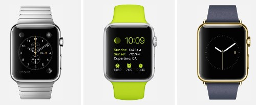 More Apple Watch Details Emerge