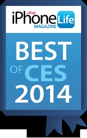 iPhone Life magazine's Best of CES Award Winners!