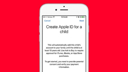 How to Create an Apple ID for Kids Under 13 (UPDATED FOR iOS 11)