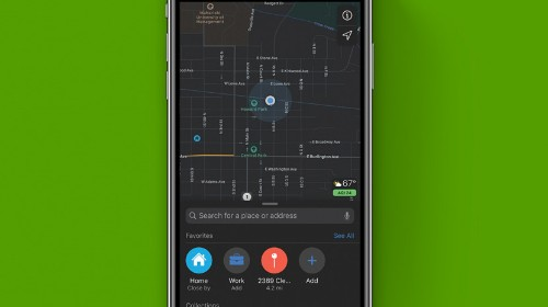 How to Create a Collection in Apple Maps in iOS 13