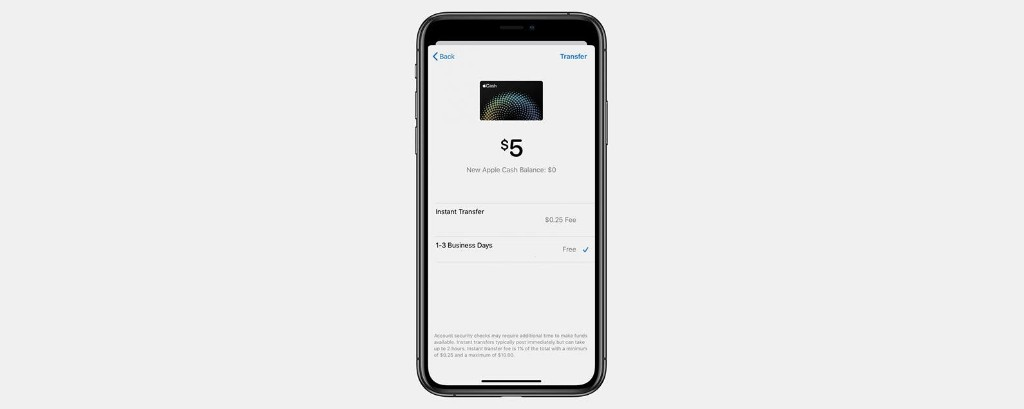 How to Transfer Money From Apple Pay