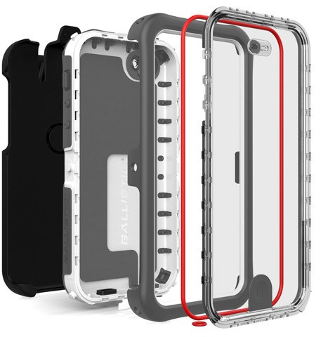 Ballistic Hydra for iPhone 5: The Hercules of Cases