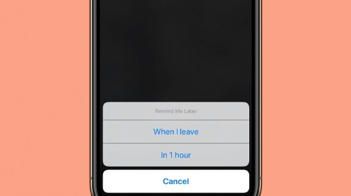 How to Skip Calls on Your iPhone with Remind Me Later