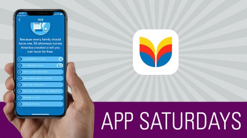 App Saturday: Tomorrow App for Writing a Will on iPhone