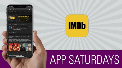 App Saturday: IMDb