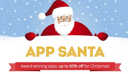 App Santa: Up To 60% Off on Some of the Most Popular Apps