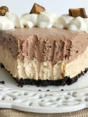 Discover chocolate peanut butter pie