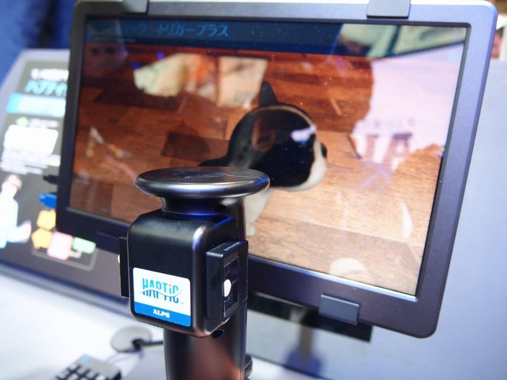 イヌの鼓動までも再現、VRでリアリティーを追求