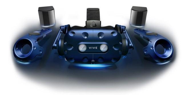 「Vive Pro」フルセット発売、16万2880円 ベースステーション2.0・新型コントローラー付属