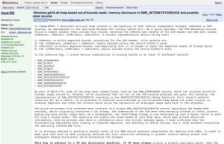 Windowsに未解決の脆弱性、Google研究者が情報公開