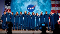 Discover astronaut training