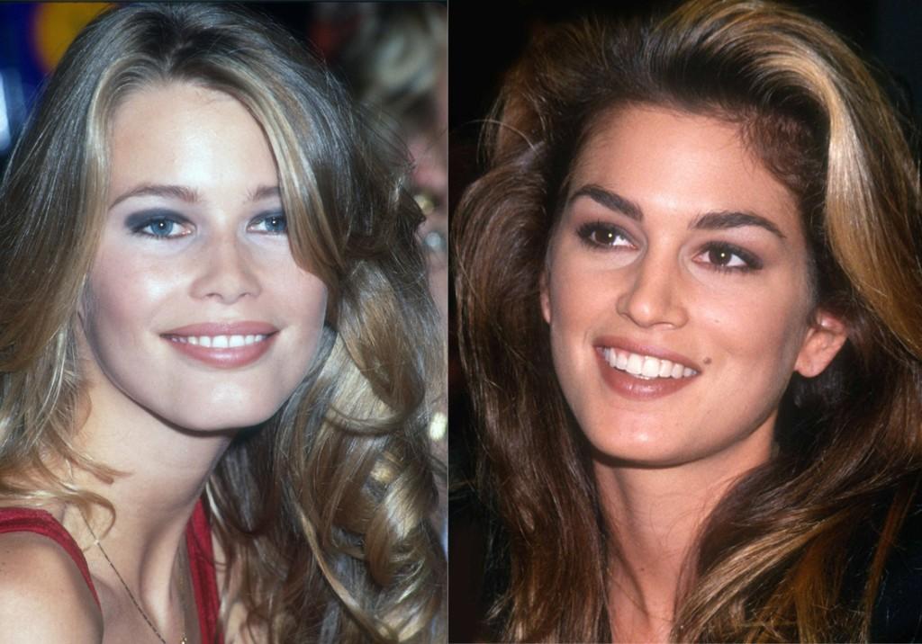 Nos icônes beauté des années 90 - Elle