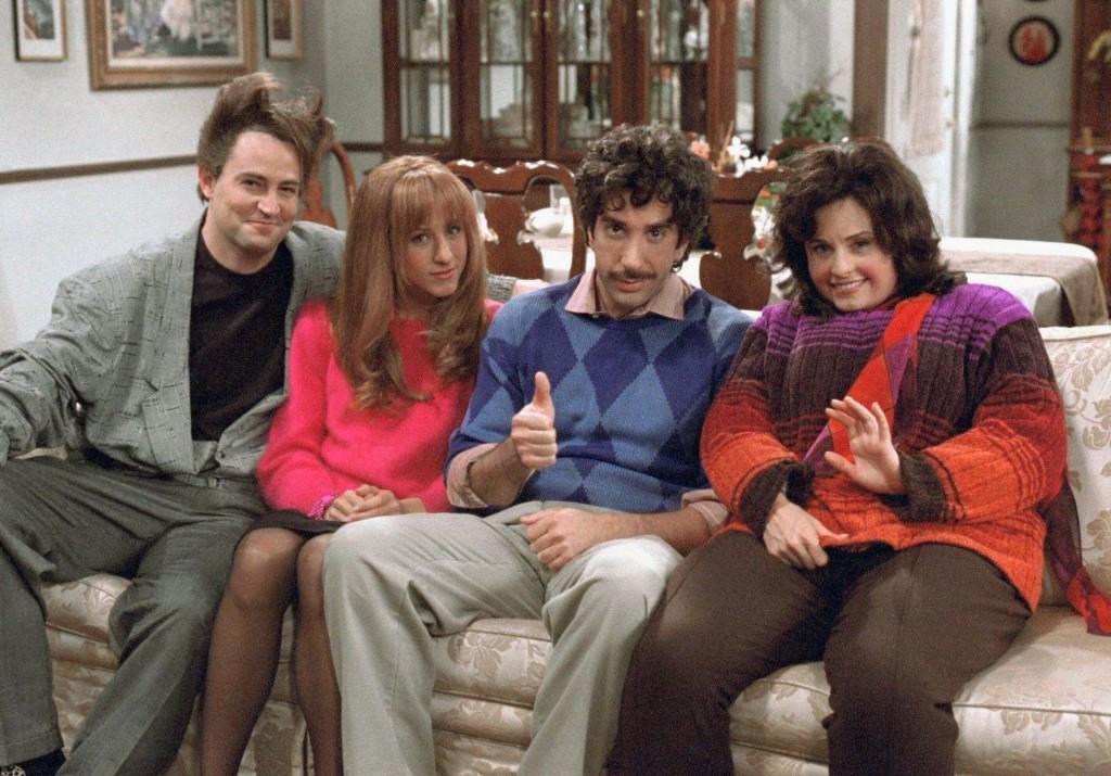 « Friends » : les meilleurs moments de Thanksgiving ! - Elle