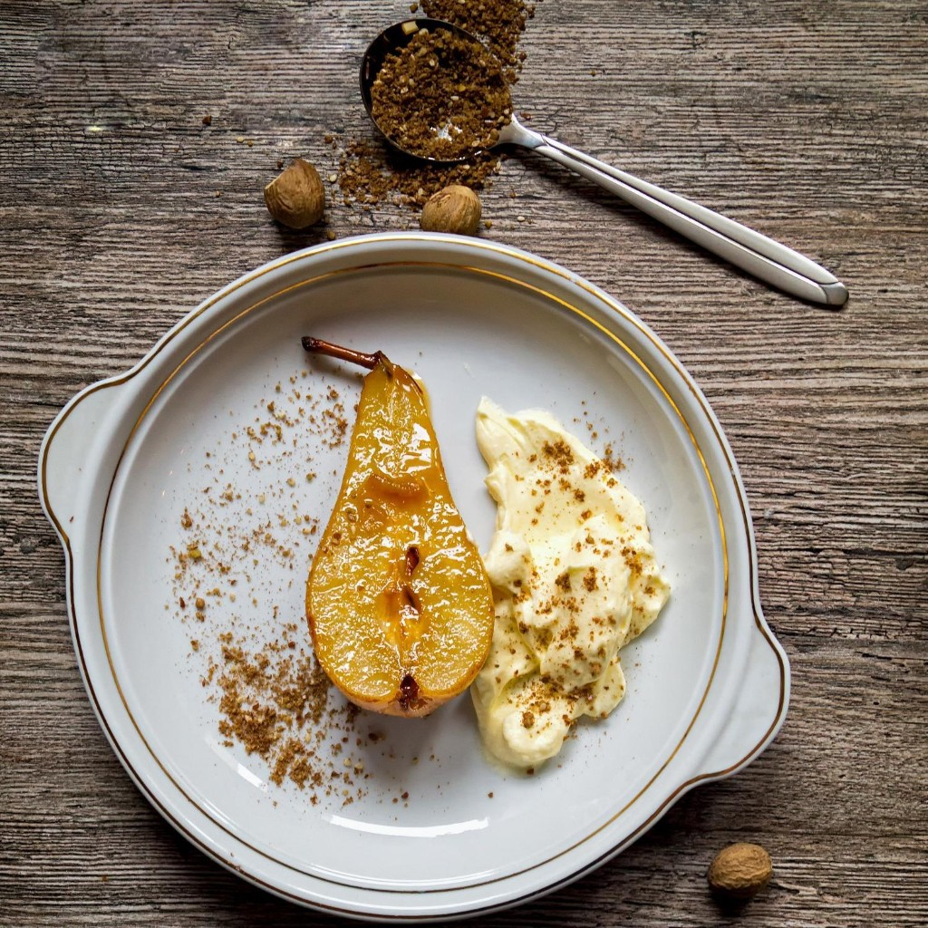 Idées de desserts aux poires - Elle à Table