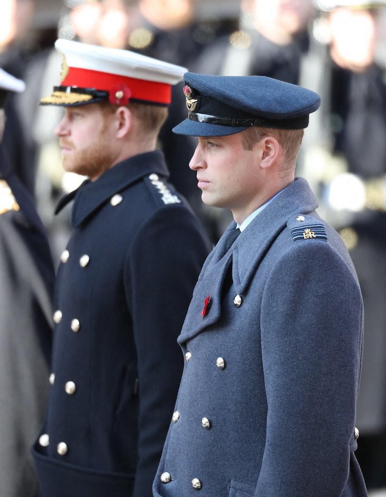 Pourquoi le prince William et le prince Harry sont fâchés depuis la naissance d'Archie - Elle