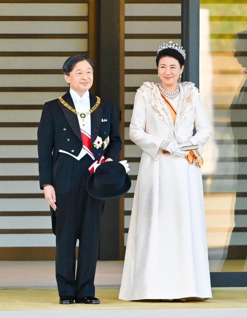 Mariage royal : Naruhito et Masako, la descente aux enfers d'une princesse au Japon - Elle
