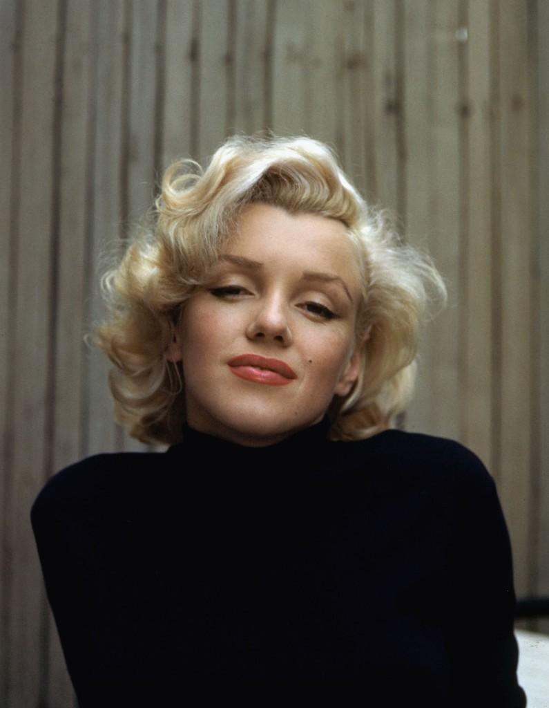 Marilyn Monroe, l'éternelle icône beauté - Elle