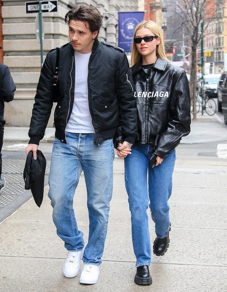 Brooklyn Beckham et Nicola Peltz : déjà mariés ? - Elle